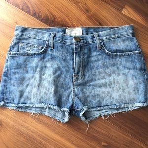 Current / Elliott Denim Shorts